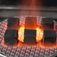 Shisha Briquette Charcoal - 100% Coconut shell charcoal