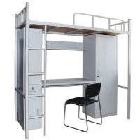 Niewfield double used metal bunk bed for college
