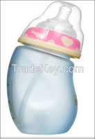sensing temperature glass baby cup
