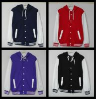 Sports Hoodies Varsity Style Hoodies