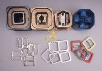 Factory Price Sale Fabric Covered Buckle Moulds