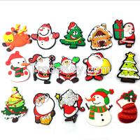 Christmas cartoon magnet sticker