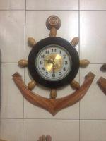 Wooden Clock Craft - Steering wheel