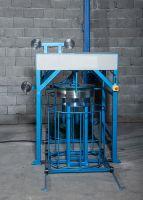 Pvc wire coating machine