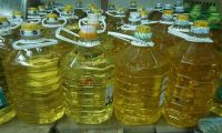 Crude and refined vegatable and seed oils