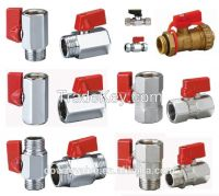 ss316 mini ball valve
