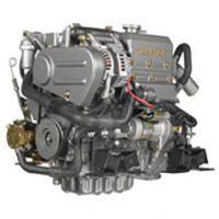 Yanmar 3JH5E inboard Marine Diesel Engine 39 hp