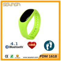 2017 Fashionable Multifunctional Waterproof Bluetooth 4.1 Wristband