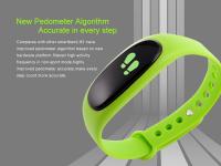 2017 Fashionable Multifunctional Waterproof Bluetooth 4.1 Wristband