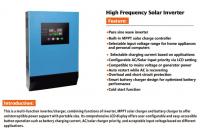 Solar Inverter PSW-3KW24 MPPT