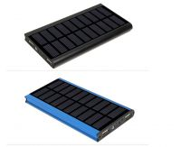 Electric & Solar Power Bank 12000Mah A158