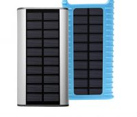 Electric & Solar Power Bank 10000Mah AK155B