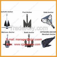 Offshore/Sea/Boat/Marine/Ship Anchor
