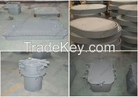 Marine/Boat/Ship Deck Manhole Cover Hatch Cover