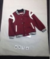 Boy's/Men's 65% Polyester 35% Cotton Knitted Jacket