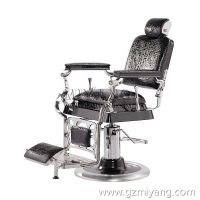 Traditional Reclining Vintage Barber Chairs (MYB-A621)