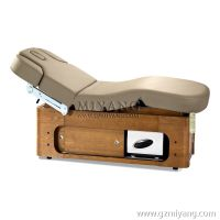 Hot Selling Multifunction Solid Wooden Electric Massage Bed (MYA-2602)