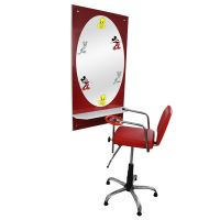 Children  s Barber Chair , Kids Barber Chair , Children hairdressing Mirrors , Children hairdressing benches, Kids  Hair Styling Chairs , Viaypi Company , Barber Chairs , Hair Washing Shampoo Chairs