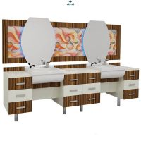 Beauty Salon Mirrors , Salon Mirrors For Hairdressers , Hairdressing Benches , Barber benches , Viaypi Company , Barber Chairs , Men�s hairdressing benches, Women hairdressing benches , Hairdressing Tables , Barber Tables