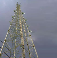 3 angual SST  tower 30 meters