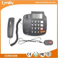 TM-S003 Caller ID Corded Big Button SOS Emergency Phone for Seniors