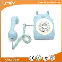 TM-PA188 Older style corded retro phone with unique design for home and office use