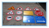 Road Traffic Signal | Commercial Grade Reflective Tapes | Customized Traffic Signal | Traffic Signs
