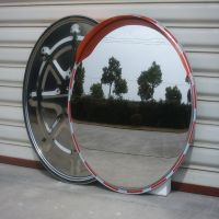 rectangle road safety convex mirrors|rectangular traffic convex mirror|rectangle convex mirror