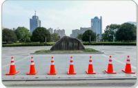 Flexible Road Cone | Traffic Cone | Reflective PVC Traffic Facility