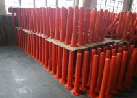 Flexible Safety Elastic Warning Post Traffic Safety Facilities