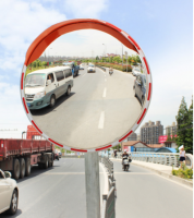 stainless steel road safety convex mirrors PC road convex mirrors acrylic road convex mirrors