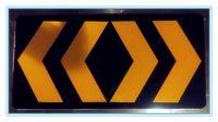 Angola road traffic regulatory sign, road traffic regulatory signal