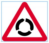 Hongkong road traffic warning sign, Hongkong road traffic warning signal