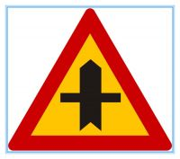Greece Road Traffic Priority Sign | Priority Signal | Traffic Control Signs | Traffic Safety Signs | Yield Signs | Reflective Traffic Signs