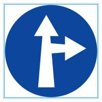 Greece road traffic mandatory sign, Greece road traffic mandatory signal