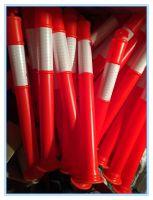 T top flexible elastic warning posts, t top flexible elastic warning bollards