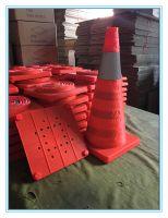 70cm pop up Flexible road Traffic Folding Cone