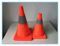 Pop up Flexible road Traffic Folding Cone made in China