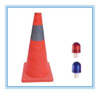 60cm Pop up Flexible road Traffic Folding Cone