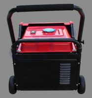 3000w gasoline inverter generator set with LCM controller