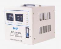 SVC/TND-2000VA series single phase voltage stabilizer