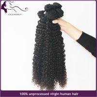 Faceworld hair wholesale deep wave virgin remy brazilian hair