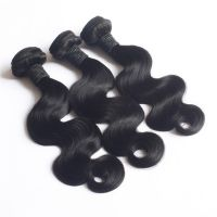 Qingdao Faceworldhair hair distributors peruvian human hair weft