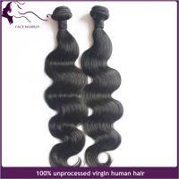 Faceworld hair wholesale human hair weft