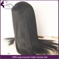 Faceworld hair wholesale human hair full lace wig