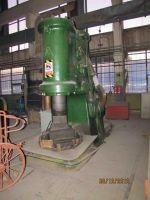 Air forging hammer C frame Stanko Voronez MA 417