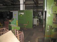 Sheet-stamping high speed press (automatic) Kosice-Schuler A2-200/360