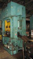 Sheet stamping high speed press (automatic) Erfurt PASZ-250