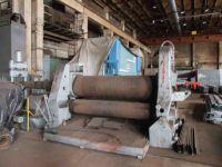 Three rolls pyramid type Plate Bending Machine SOUTHWARK