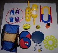 beach game sets
